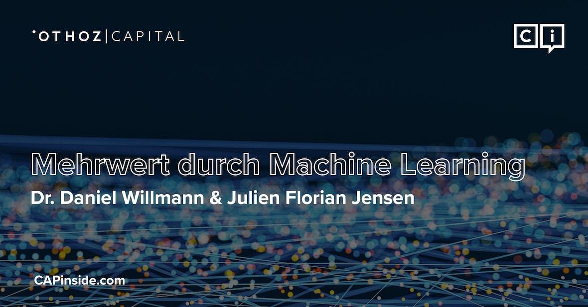 Mehrwert durch Machine Learning