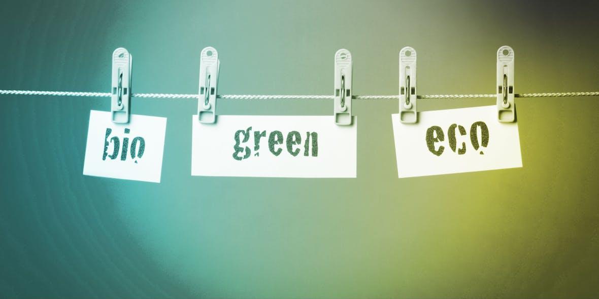 So erkennen Anleger Greenwasher