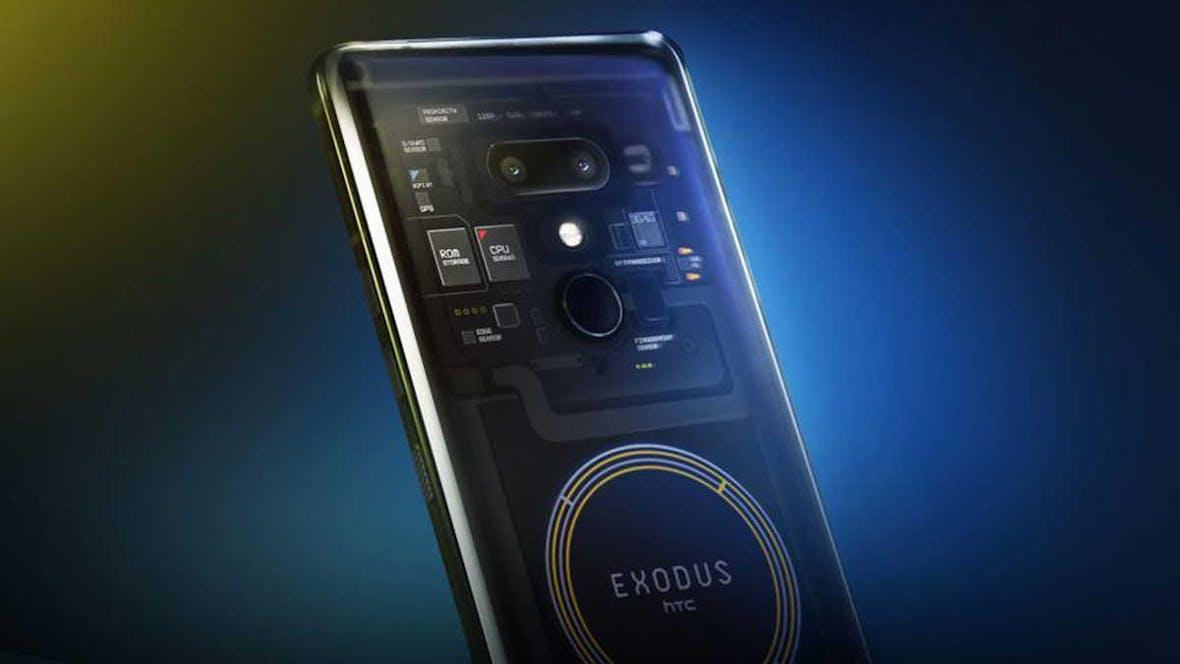 """HTC präsentiert Blockchain-Handy """"Exodus"""""""