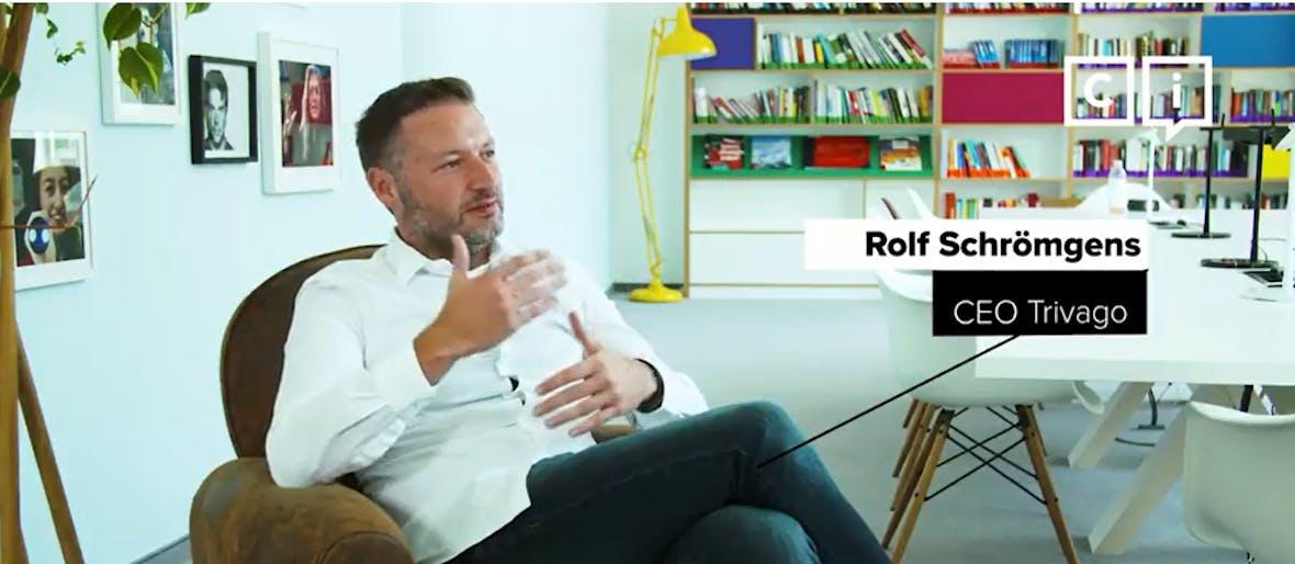 Darum habe ich bei Blockwall investiert – Rolf Schrömgens, CEO Trivago