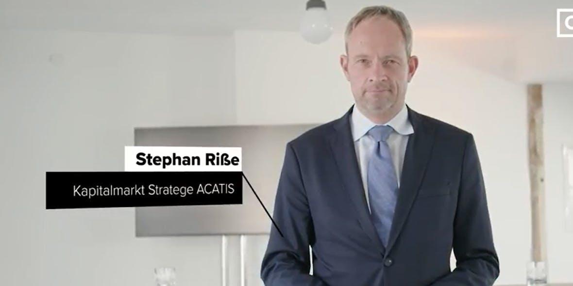 Künstliche Intelligenz im Portfoliomanagement – Stefan Riße, ACATIS Investment