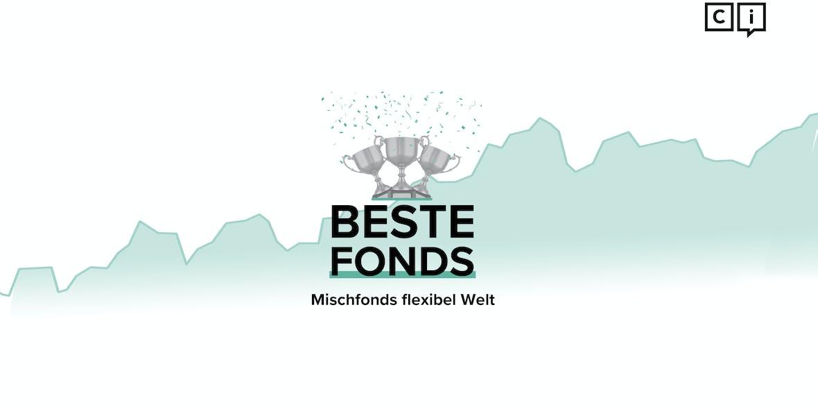 Die besten Mischfonds 2020: flexibel Welt