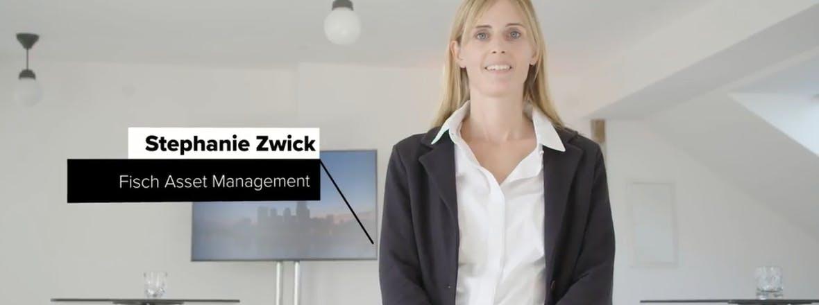 Aktienähnliche Performance, weniger Risiko: Wandelanleihen – Stephanie Zwick, FISCH Asset Management