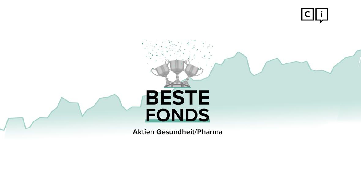 Die besten Aktienfonds 2020: Gesundheit/Pharma Welt
