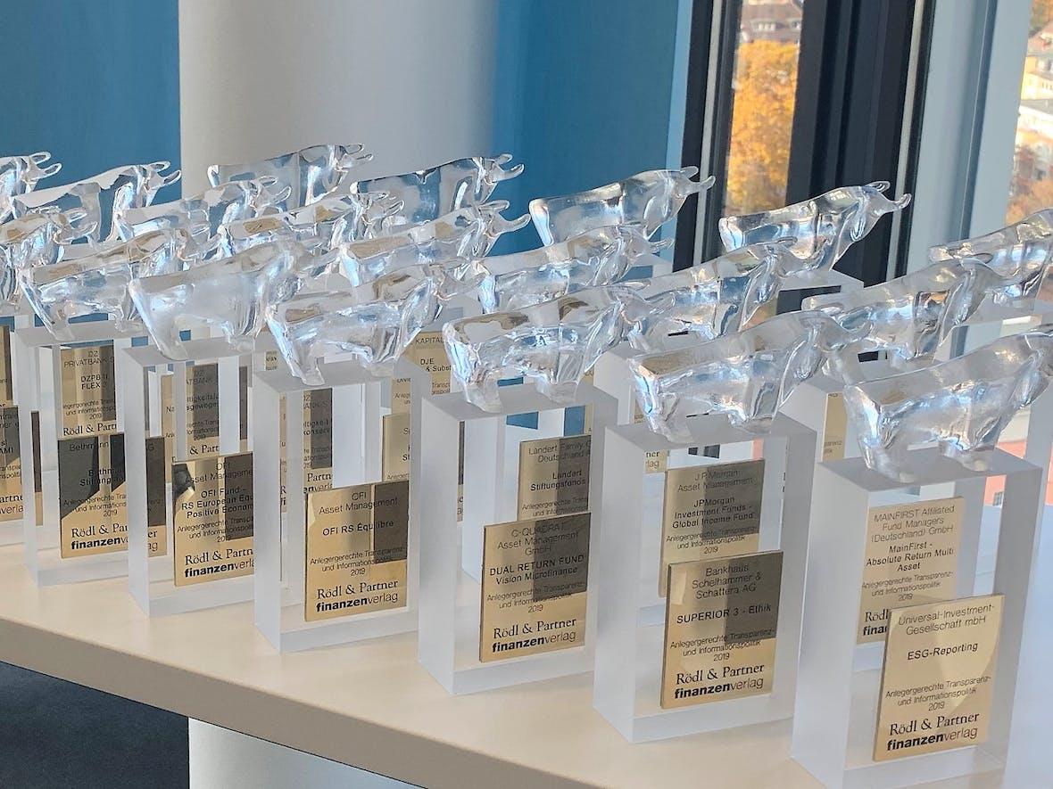 Transparenter Bulle: Rödl & Partner honoriert investorengerechte Informationspolitik