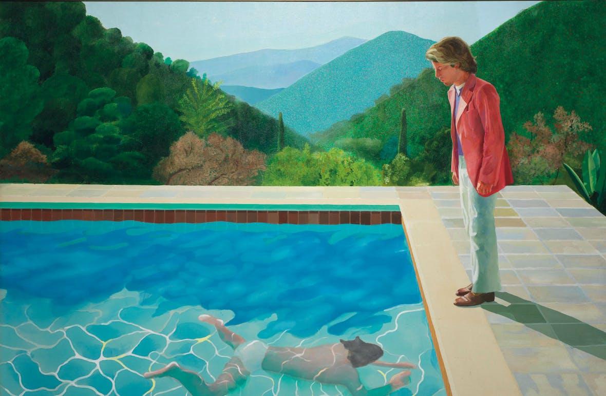 Investment-Pool mal anders: Gemälde erzielt Spitzenpreis