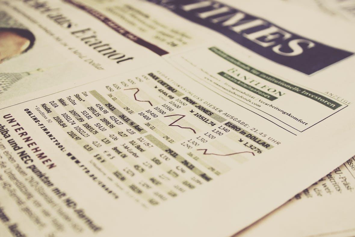 Korrekturen der Kurse oder das Ende der Hausse?