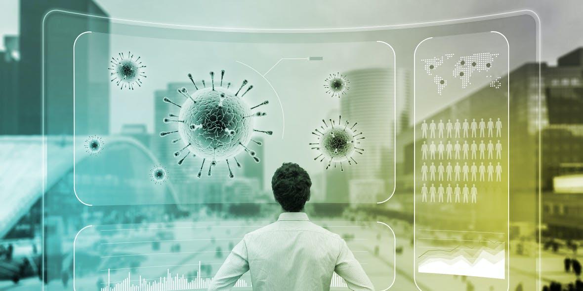 Pandemie-Auswirkungen auf Branchen: Wenig Überraschendes