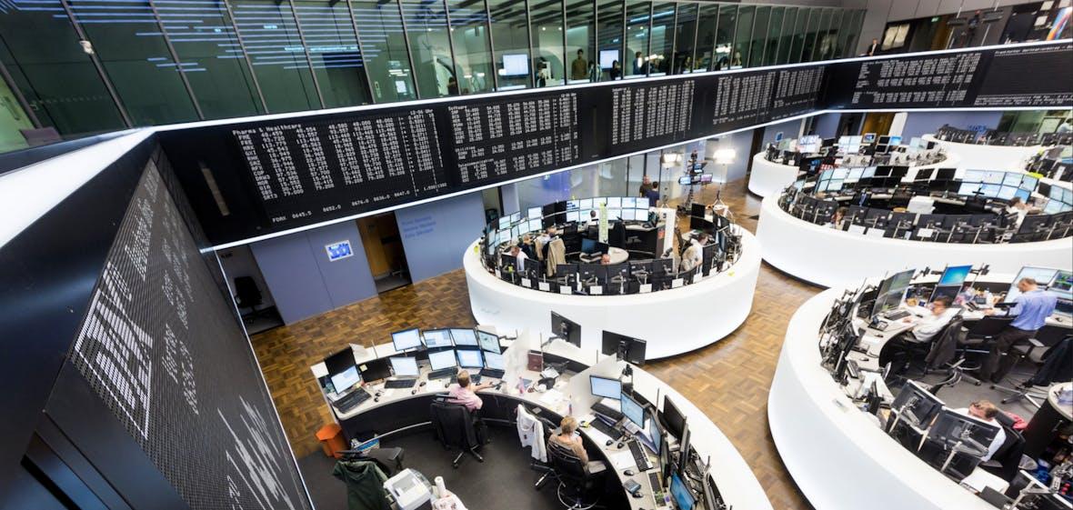 12.300 Punkten: Deutsche Bank setzt Prognose Dax bis Ende 2019