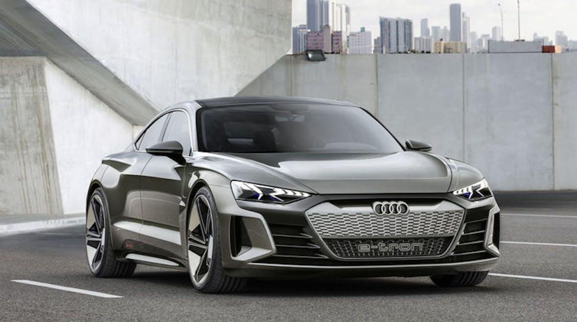 Audi präsentiert Tesla-Jäger