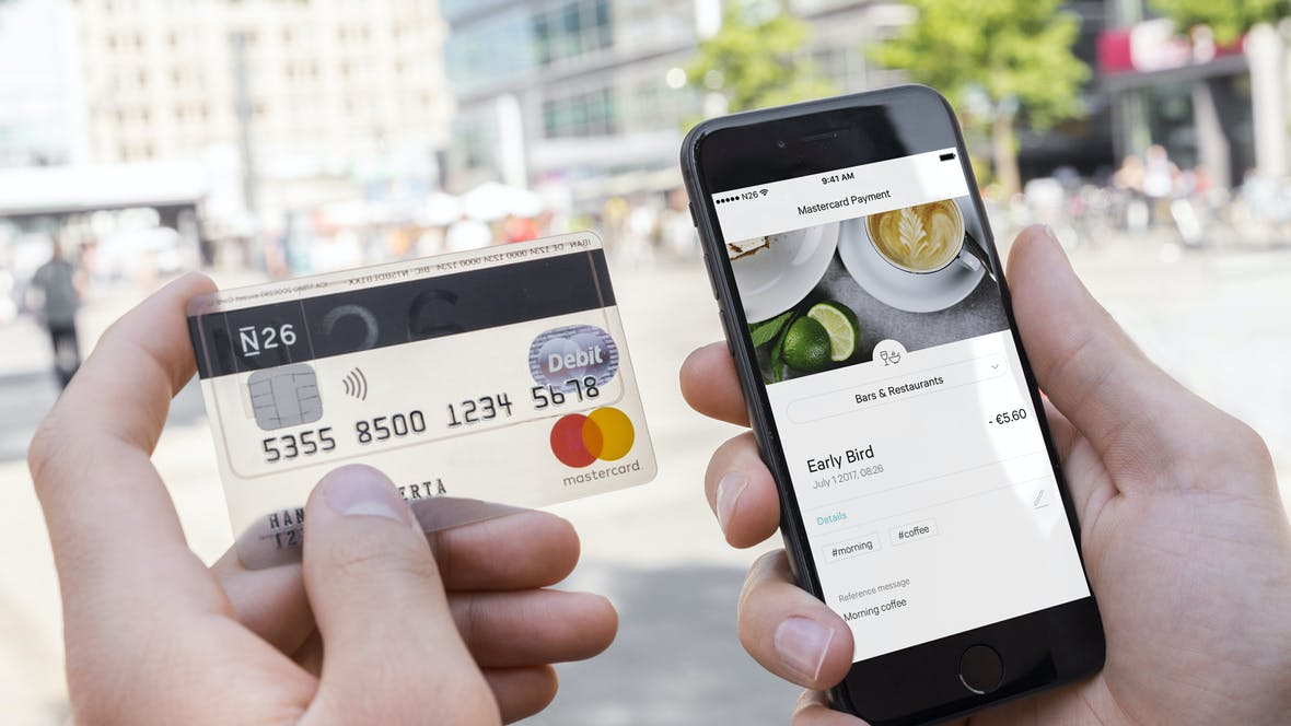 N26 mit neuem Kundenrekord dank Apple Pay