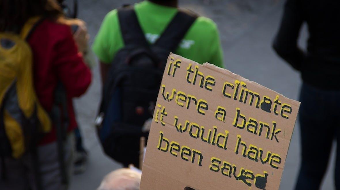 Klimaschutz ist der Weltbank 200 Milliarden wert