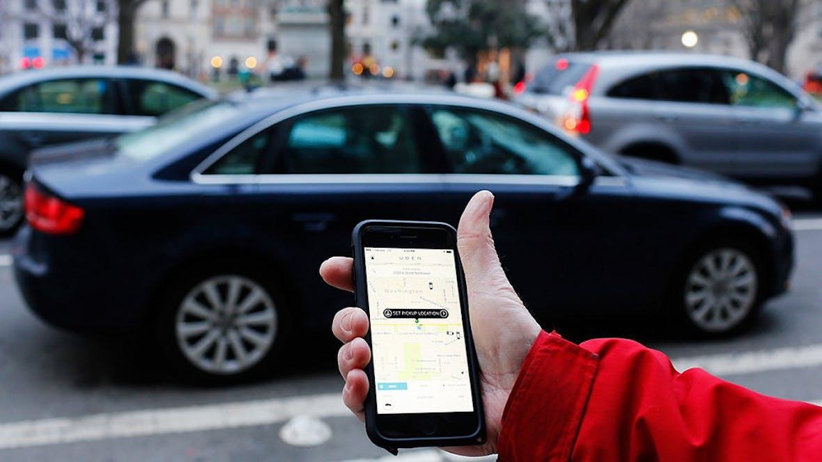 Uber auf dem Weg an die Börse