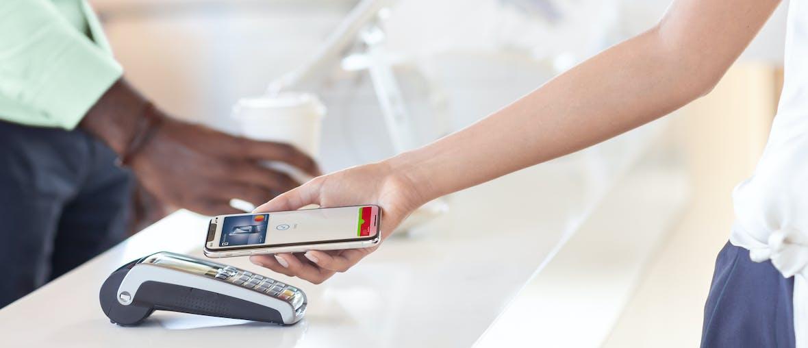 Bezahlen per Smartphone mit Apple Pay