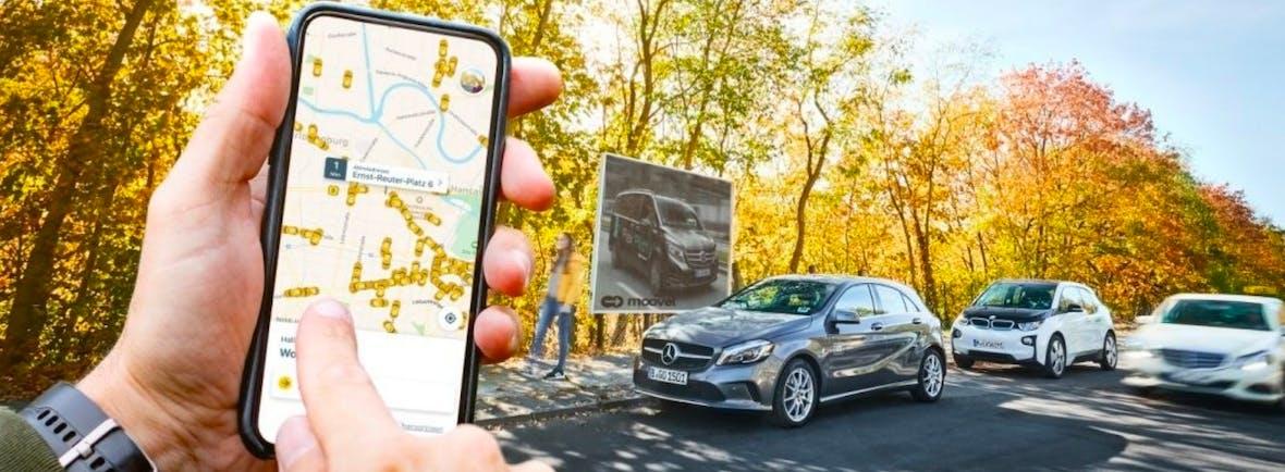 Daimler und BMW bringen gemeinsames Mobilitäts-Angebot auf den Weg