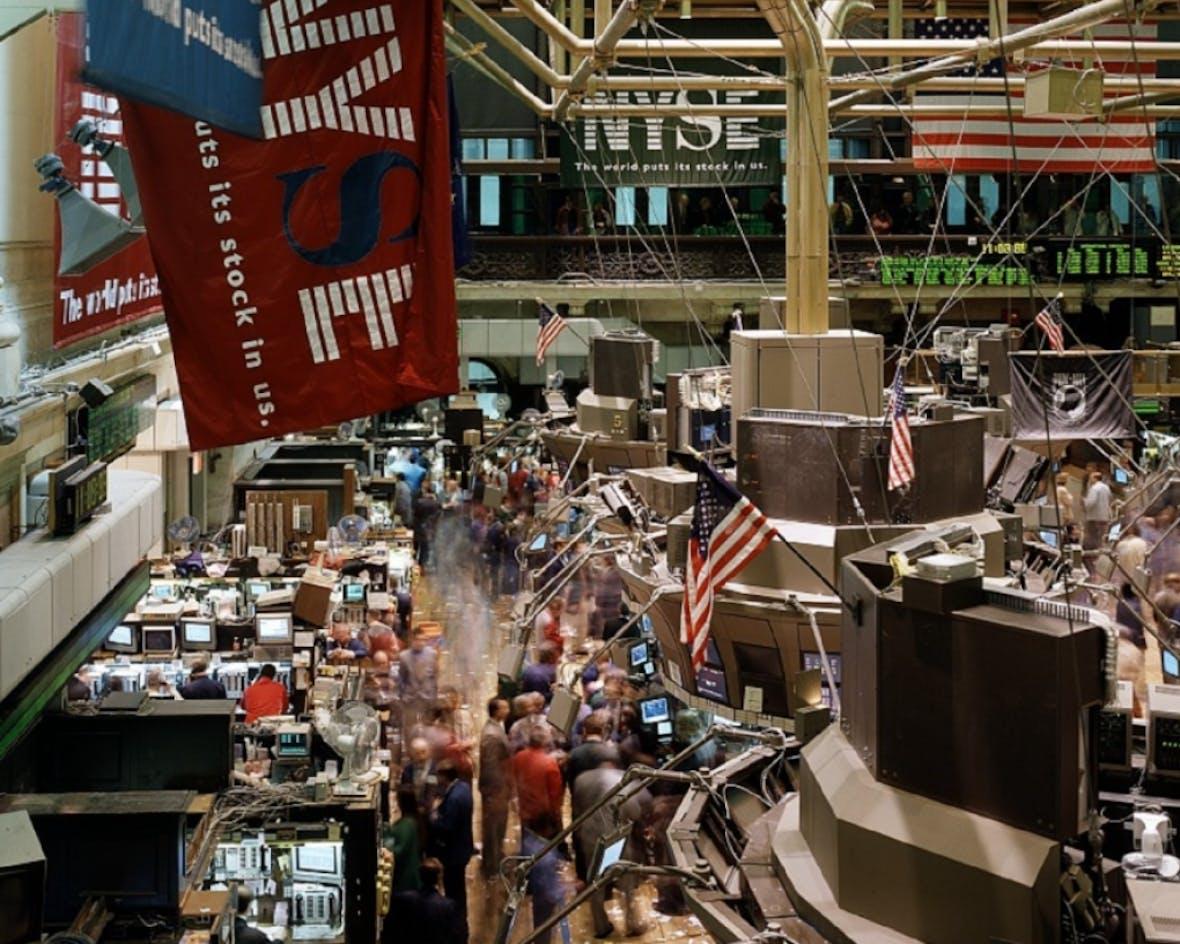 Boom an der Börse nach der Weihnachtspause