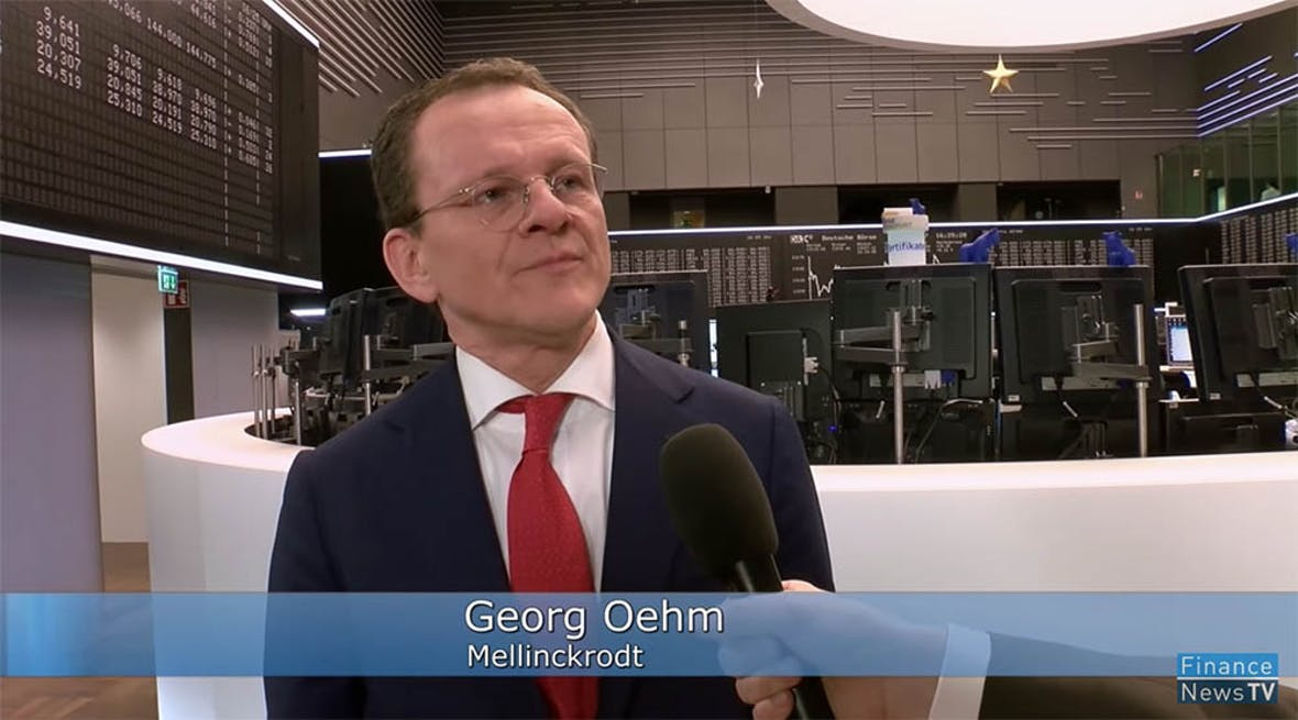 Mit Private Equity-Ansatz unterbewertete Aktien finden - Interview Georg Oehm (Mellinckrodt)