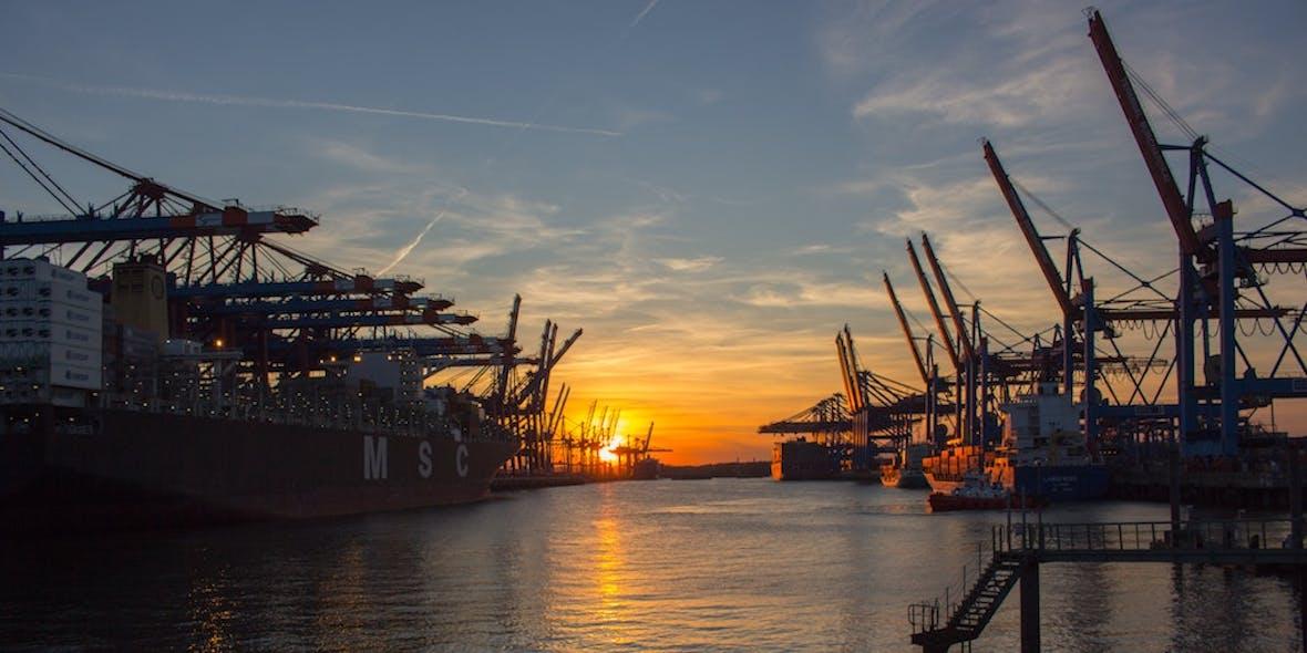 Businesslunch mit FISCH Asset Management in Hamburg