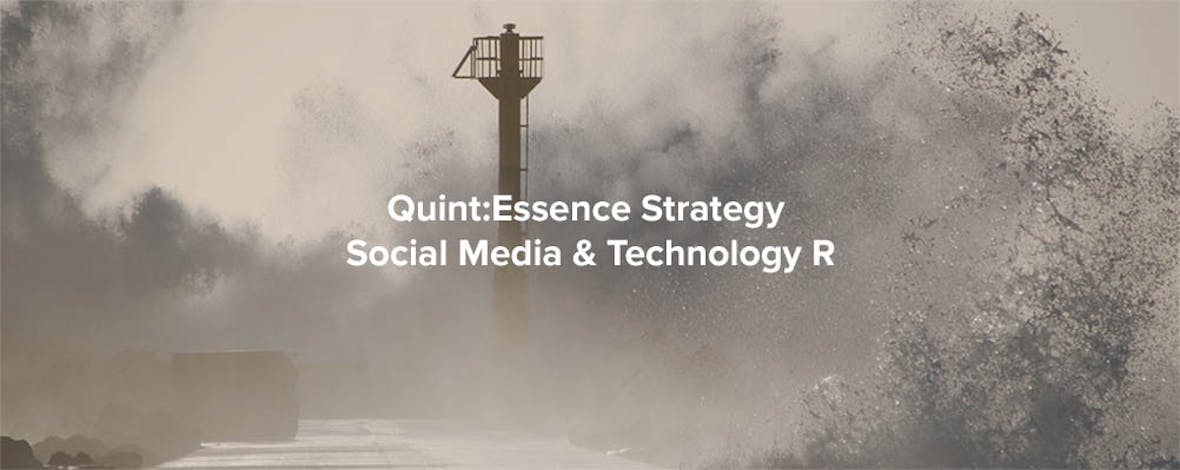 Strategy Social Media & Technology: Science Fiction mit Substanz