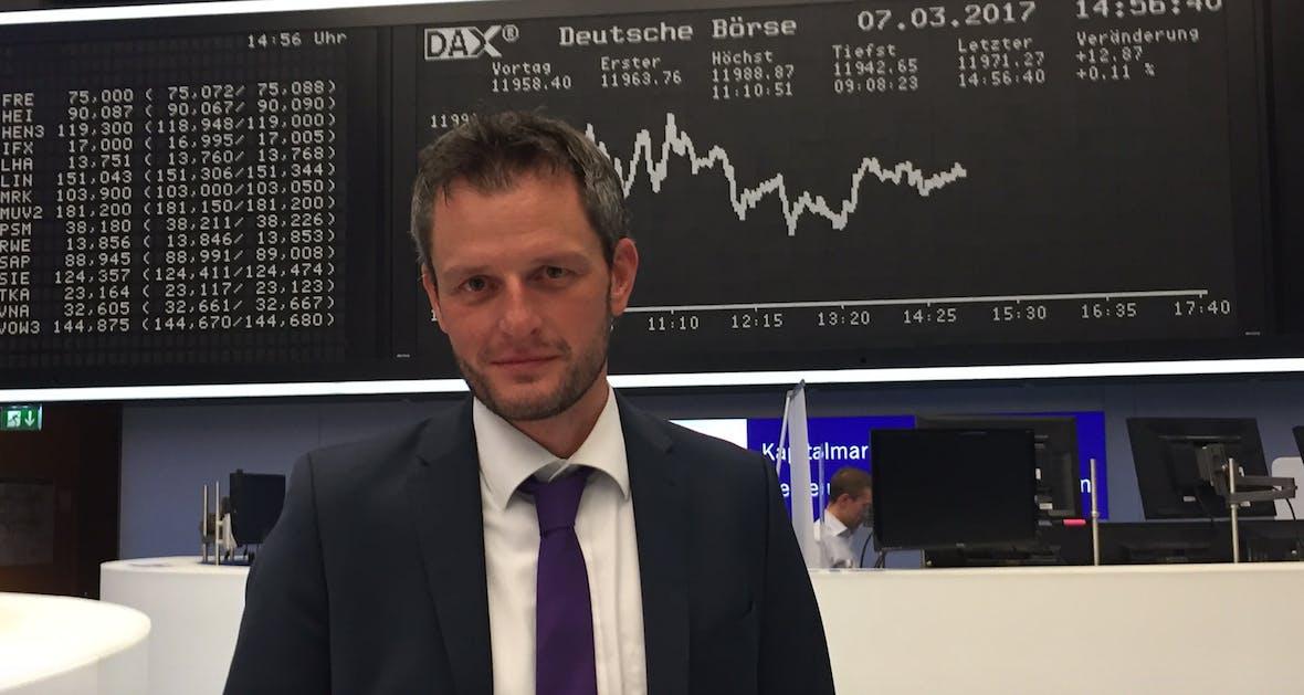 Technische Analyse DAX 30: Starker Euro belastet