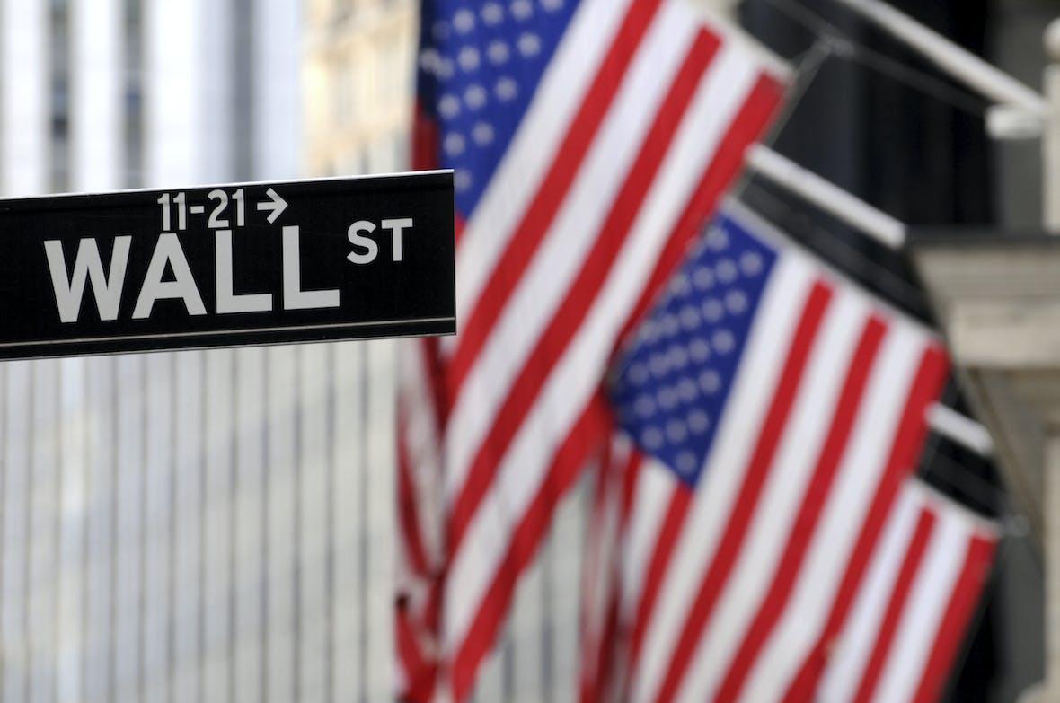 Gewinnrevisionen belasten die Wall Street