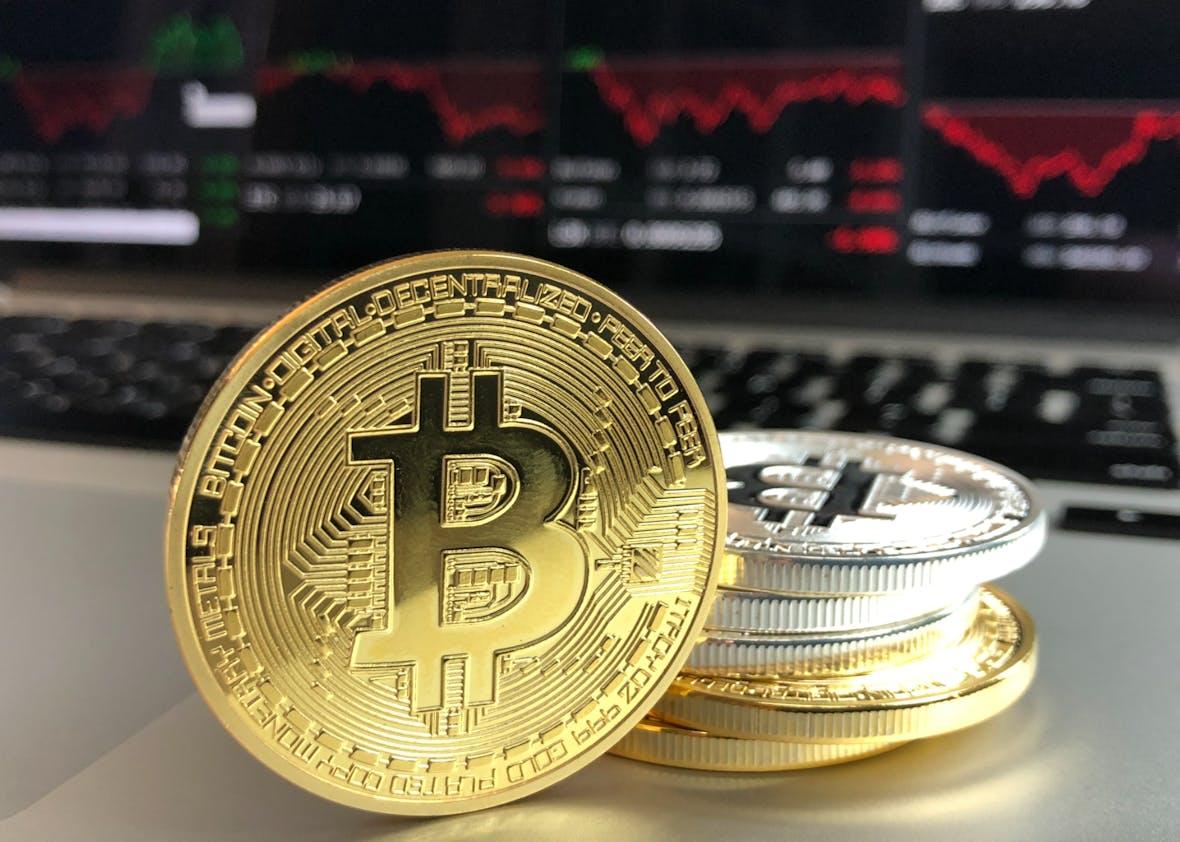 """Technische Analyse Bitcoin (spezial): Bitcoin (USD) lässt deutlich """"Dampf"""" ab..."""