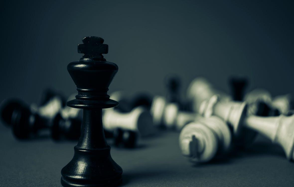 Strategy Defensive: Weniger ist manchmal mehr