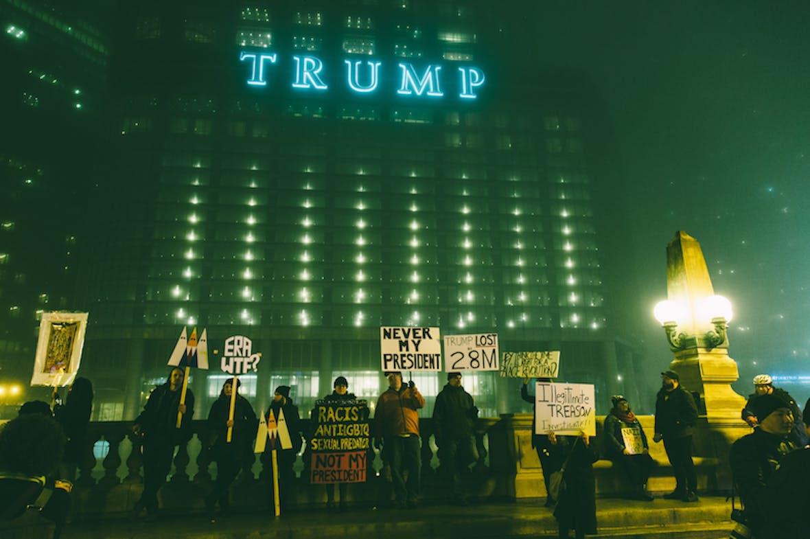 Kann Donald Trump den Dax beeinflussen?