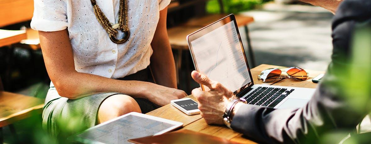Webkonferenz - Ein neuer Schritt in die Welt der Finanzen mit CAPinside