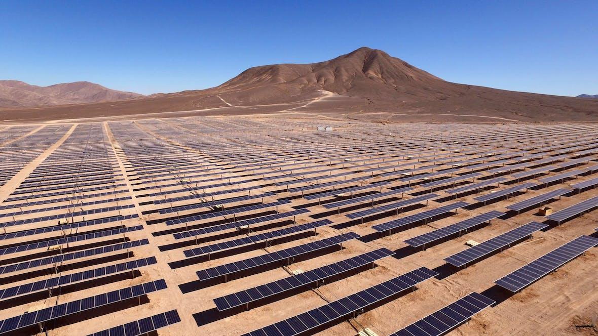 Unabhängigkeit vom Öl: Saudi Arbabien plant weltgrösste Solaranlage