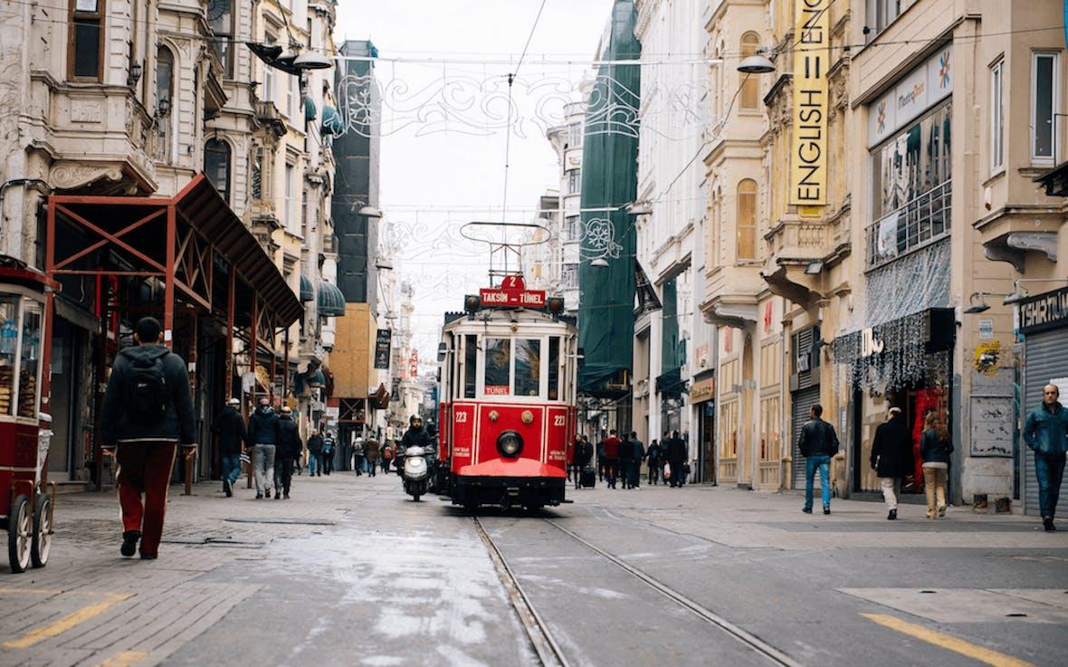 Türkei überholt China